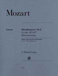 Mozart Horn Concerto no. 2...