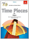 Time Pieces for Horn Volume...