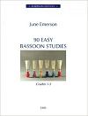 90 Easy Bassoon Studies...