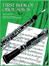 First Book of Oboe Solos...
