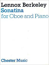 Berkley L Sonatina for Oboe...