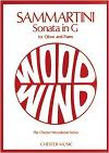Sammartini Sonata in G for...