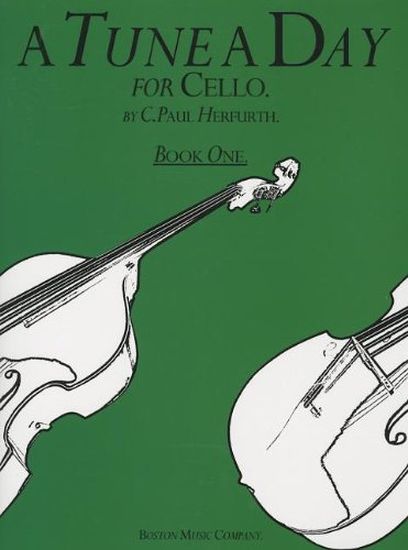 A Tune a Day for Cello Book 1