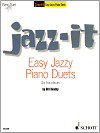 Jazz-it Easy Jazzy Piano Duets