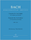 Bach JS Concerto No1 in d...