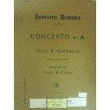 Rubbra E Opus 75 Concerto...