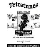 Nelson Tetratunes for Viola