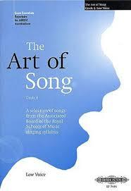 ABRSM The Art of Song Grade...