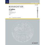 Boismortier 6 Suites for...