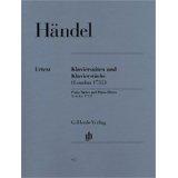 Handel Piano Suites and...