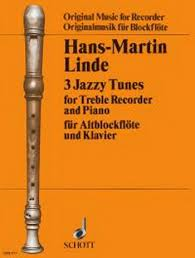 Linde HM 3 Jazzy Tunes for...