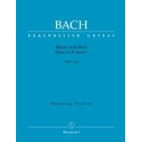 Bach JS Mass in B minor