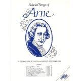 Selected Songs of Arne