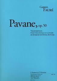 Faure G Pavane Op 50 for...