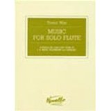Wye T Music for Solo Flute
