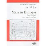 Dvorak Mass in D major
