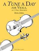 A Tune a Day Viola Book 3