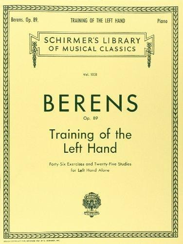 Berens Training of the Left...