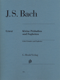 Bach JS Little Preludes and...