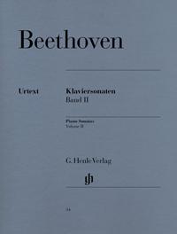 Beethoven Piano Sonatas Vol 2