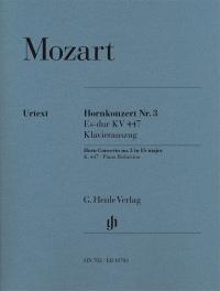 Mozart Horn Concerto no 3...