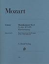 Mozart Horn Concerto no 4...