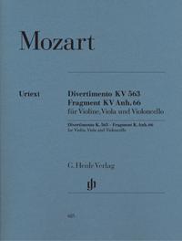 Mozart Divertimento for...