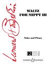 Bernstein L Waltz for Mippy...