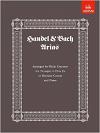 Handel & Bach Arias arr P...