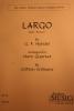 Handel Largo from Xerxes...