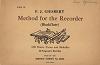 Giesbert FJ Method for the...