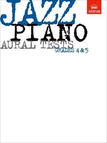 ABRSM Jazz Piano Aural...