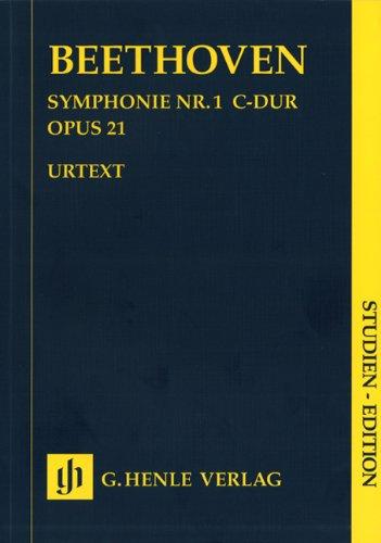Beethoven Symphonie no 1 in...