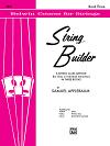 String Builders Bass Book 3