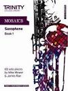 Trinity Mosaics Saxophone...
