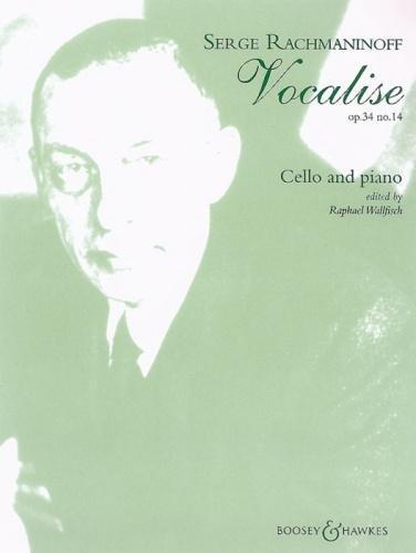 Rachmaninoff Vocalise Op 34...