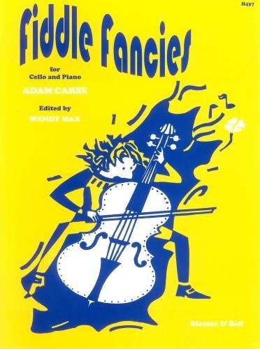 Fiddle Fancies for Cello...