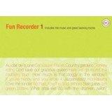 Fun Recorder 1 (CD included)