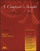 A Composer's Insight Volume...