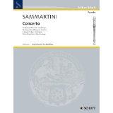 Sammartini G Concerto F...