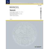Händel Sonate for Treble...