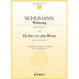 Schumann Widmung und Du...