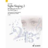 Kember J Sight-Singing 2