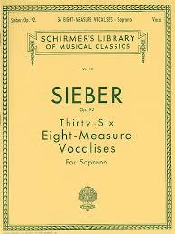Sieber Thirty Six Eight...