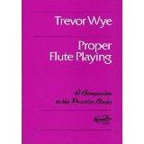 Wye T Proper Flute Playing