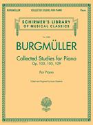 Burgmuller 25 Progressive...