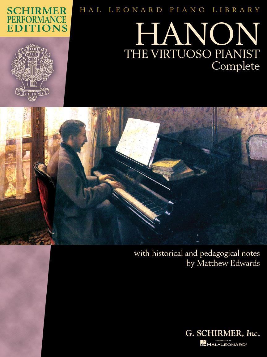 Hanon The Virtuoso Pianist...
