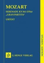 Mozart Serenade KV361...