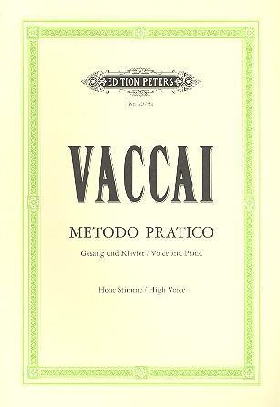 Vaccai Metodo Pratico Voice...