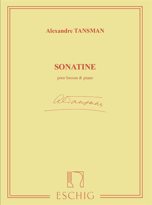Tansman A Sonatine for...